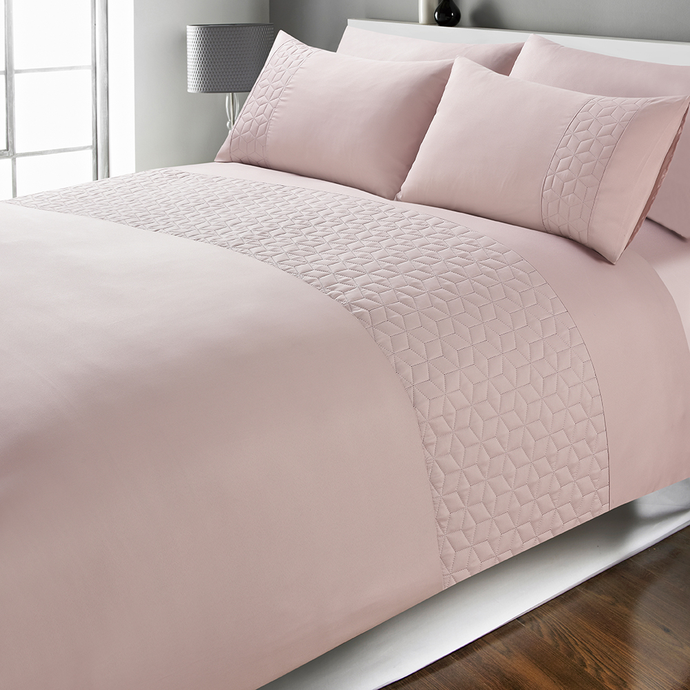 Picture of Home Collections: Pinsonic Duvet Set - Pink