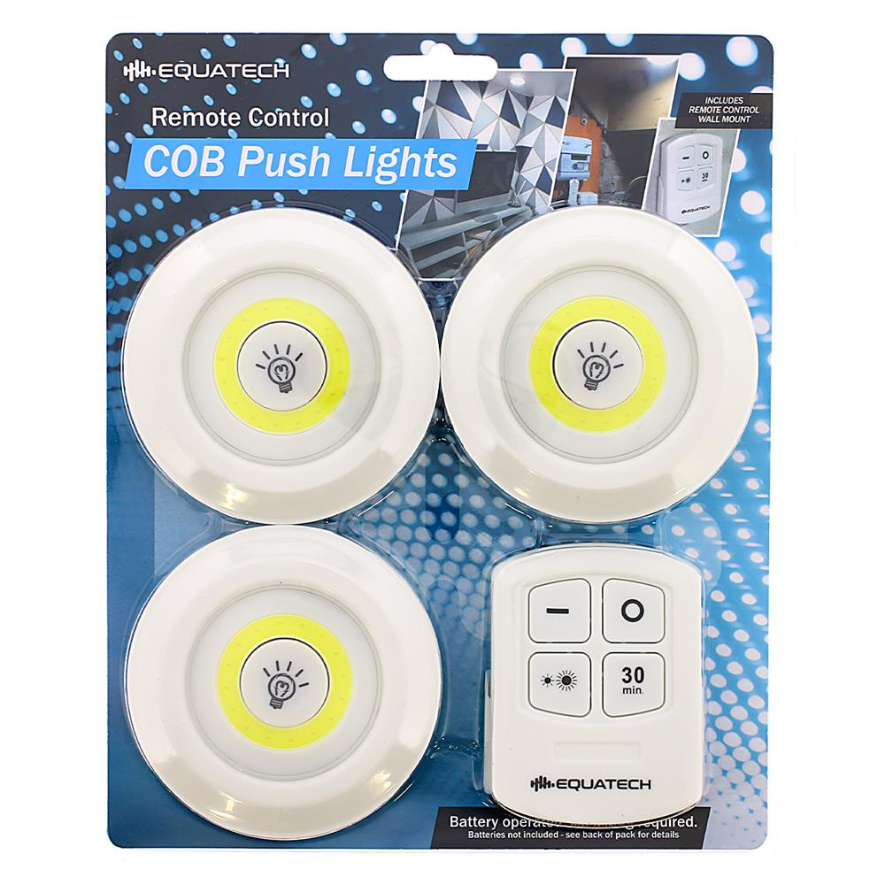 Picture of Remote Control COB Push Lights