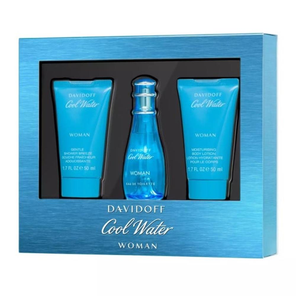 Picture of Davidoff Cool Water Woman 30ml EDT Gift Set