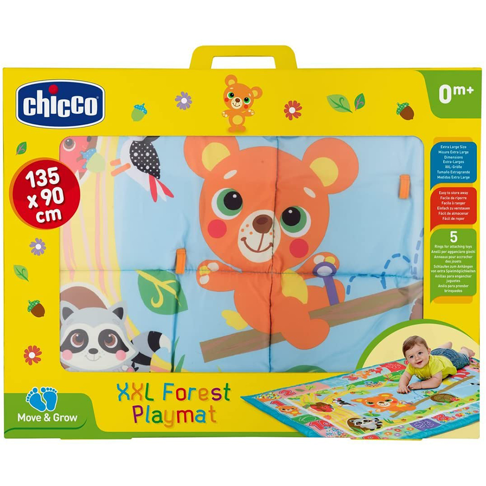 Picture of Chicco XXL Forest Playmat