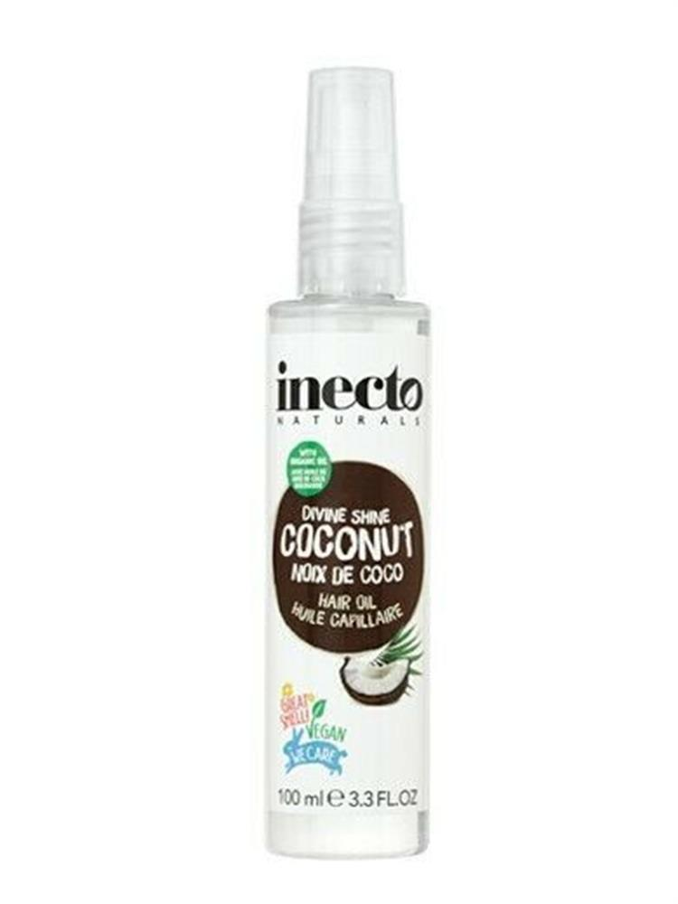 Picture of Inecto Naturals Divine Shine Coconut Hair Oil 100ml