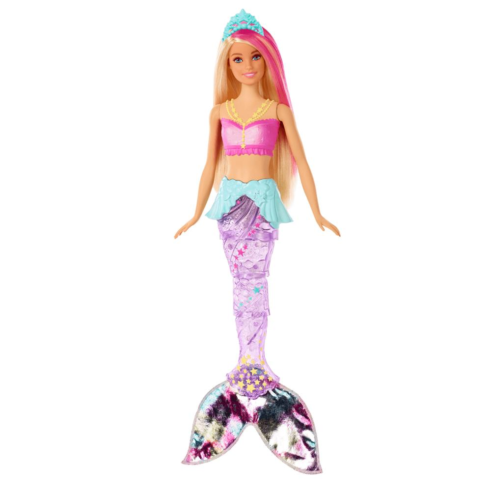 Picture of Barbie Dreamtopia Sparkle Lights Mermaid Doll