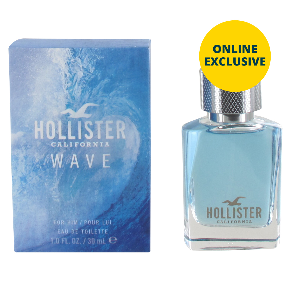 Picture of Hollister California Wave For Him 30ml EDT