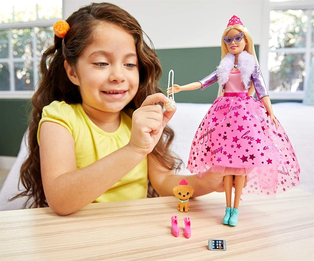 Picture of Barbie Princess Adventure Doll