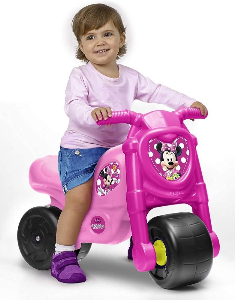 Picture of Feber Minnie Mouse Push Moto Toy