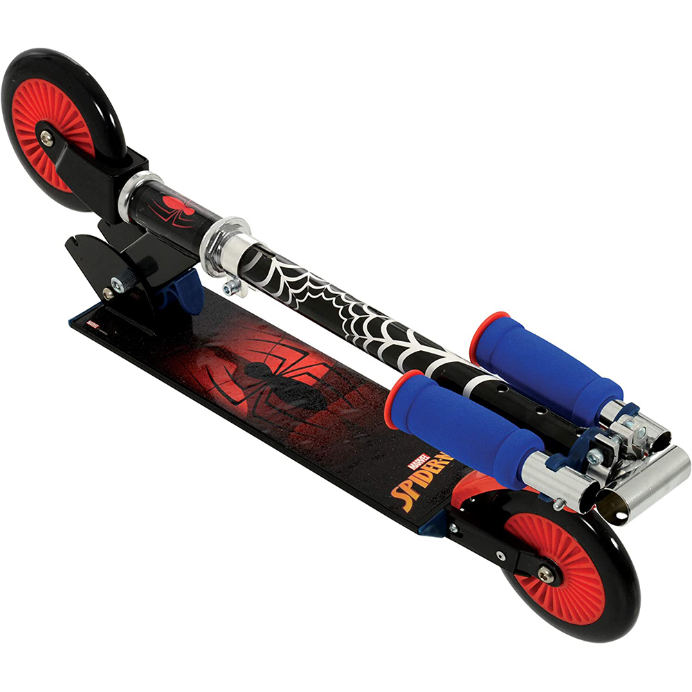 Picture of Marvel Spider-Man Folding In-Line Scooter