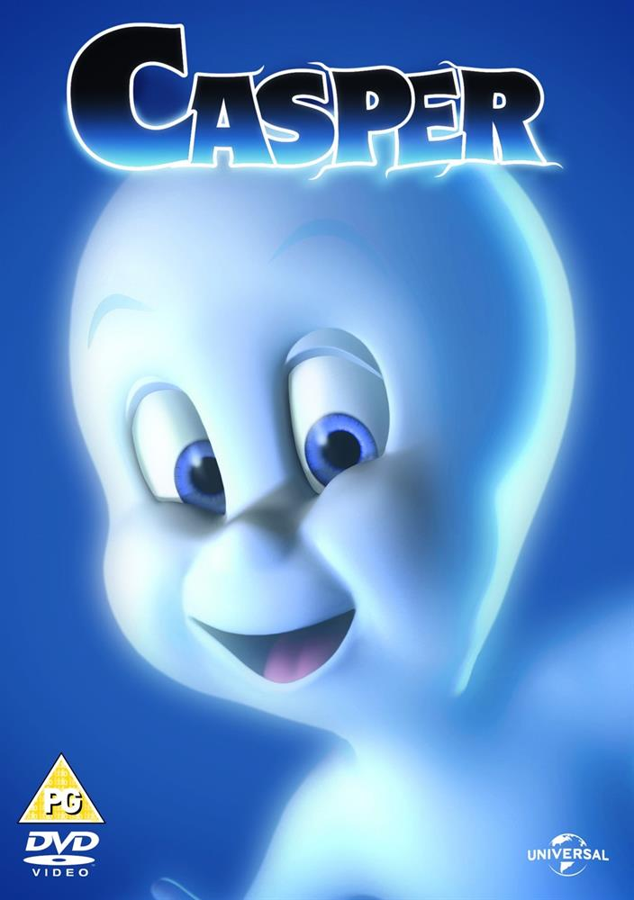 Picture of Casper DVD