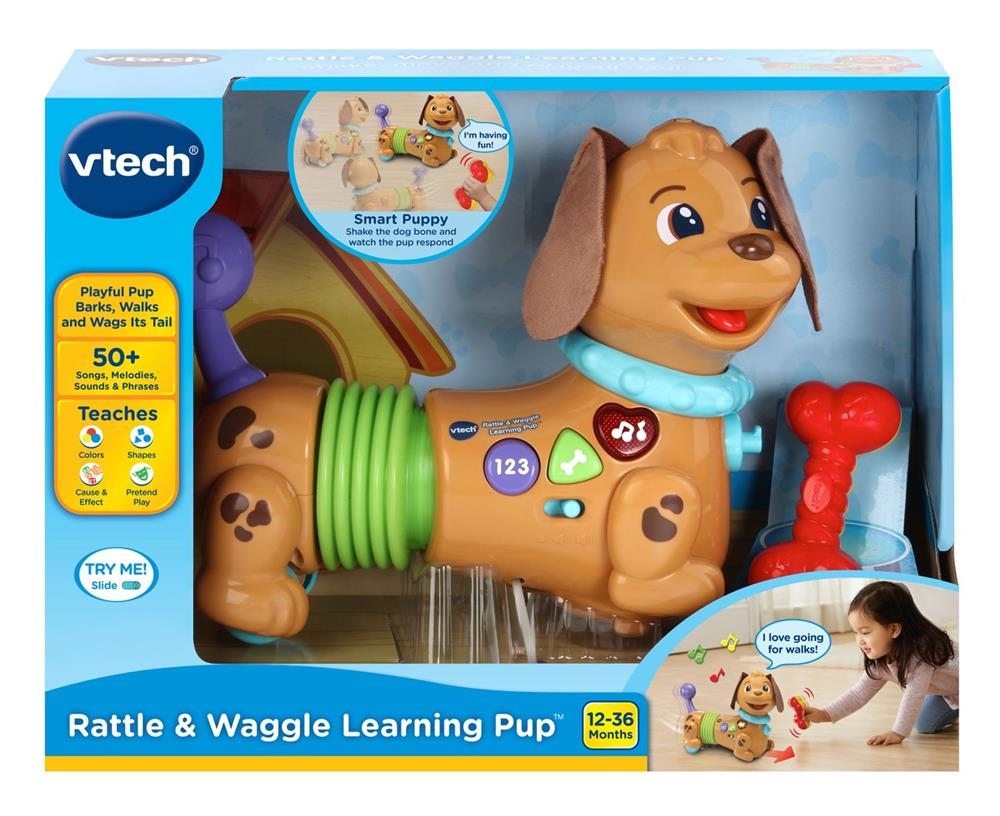 Picture of VTech Walk & Wiggle Pup