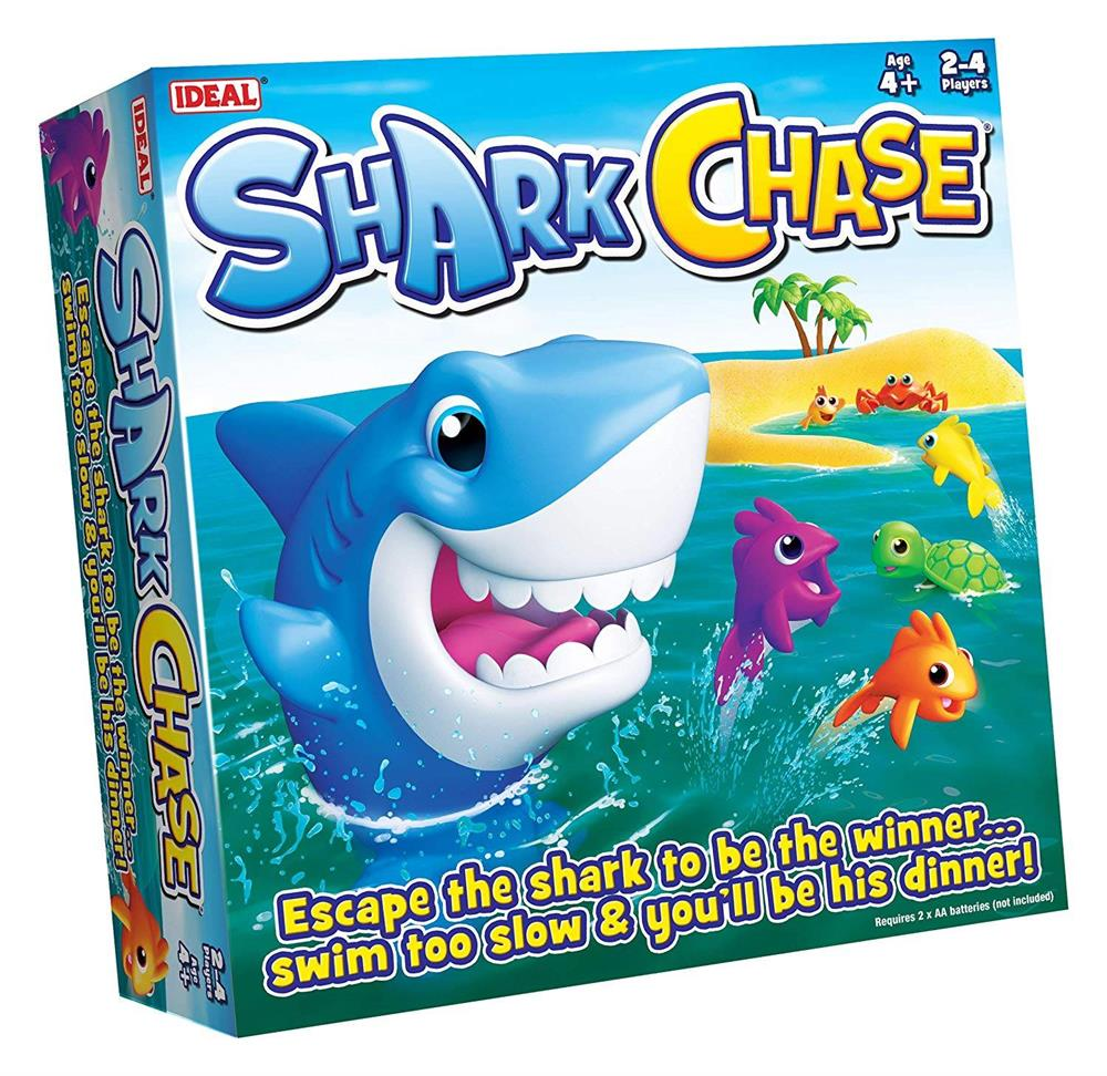 Picture of Shark Chase Game