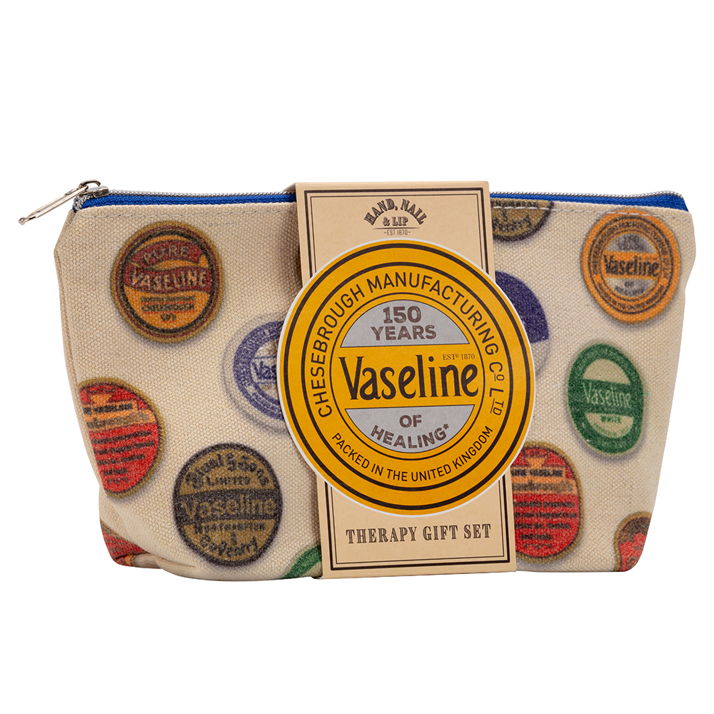 Picture of Vaseline 150 Years Beauty Bag Gift Set