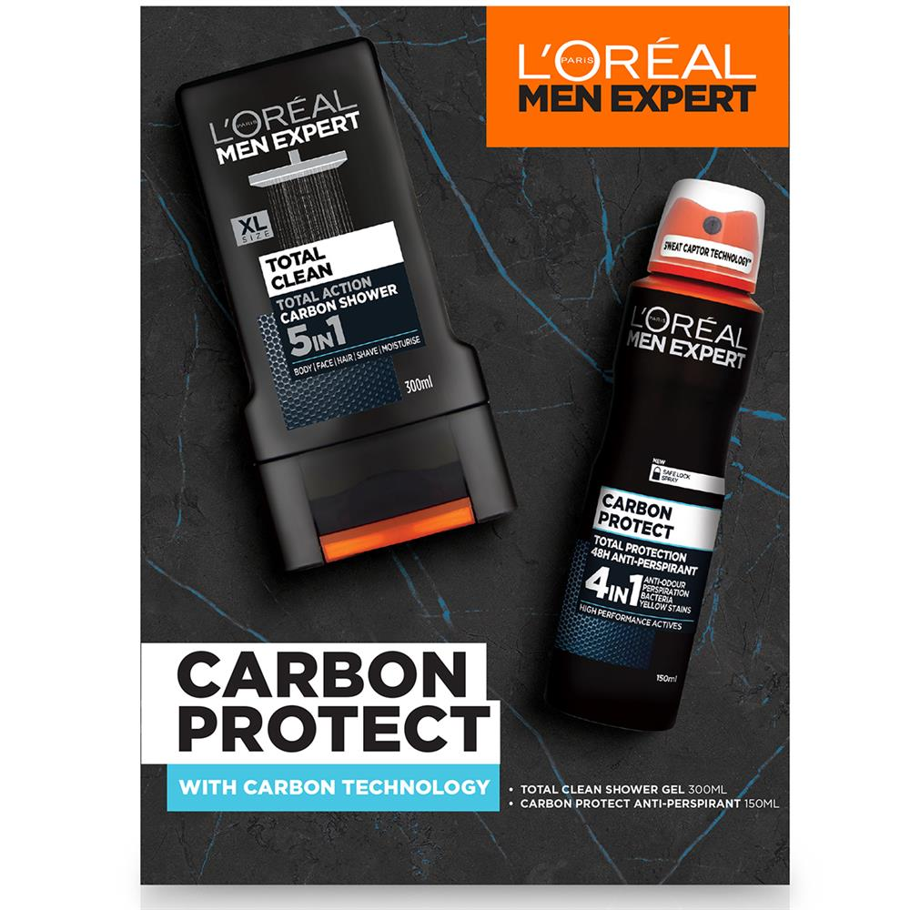 Picture of L'Oreal Men Expert Carbon Protect Set