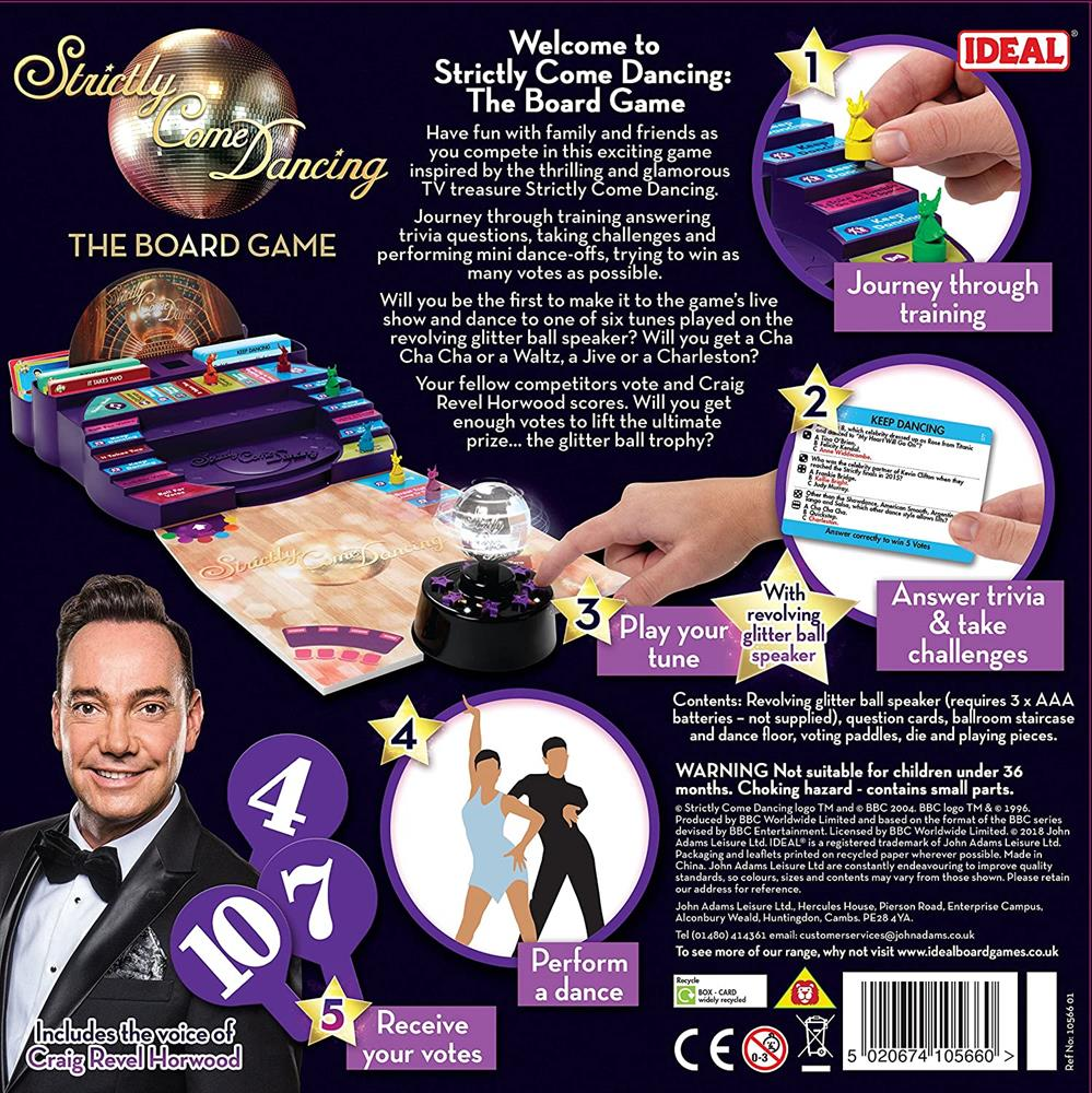 Picture of Strictly Come Dancing: The Board Game