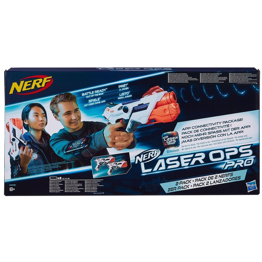 Picture of Nerf Laser Ops Pro AlphaPoint 2 Pack