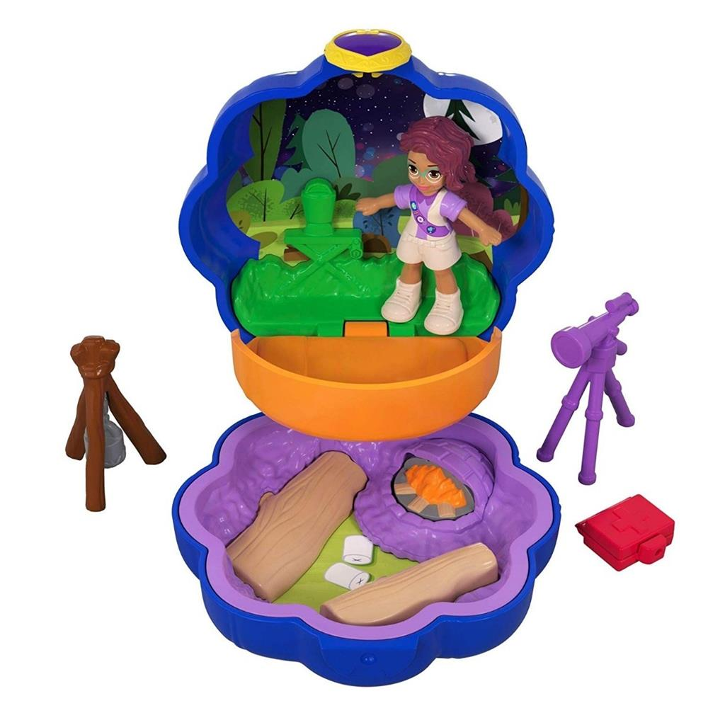 Picture of Polly Pocket Tiny Places Set