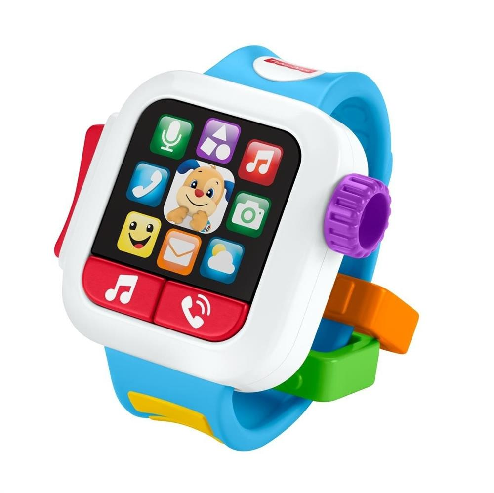 Picture of Fisher-Price Laugh & Learn Time to Learn Smartwatch