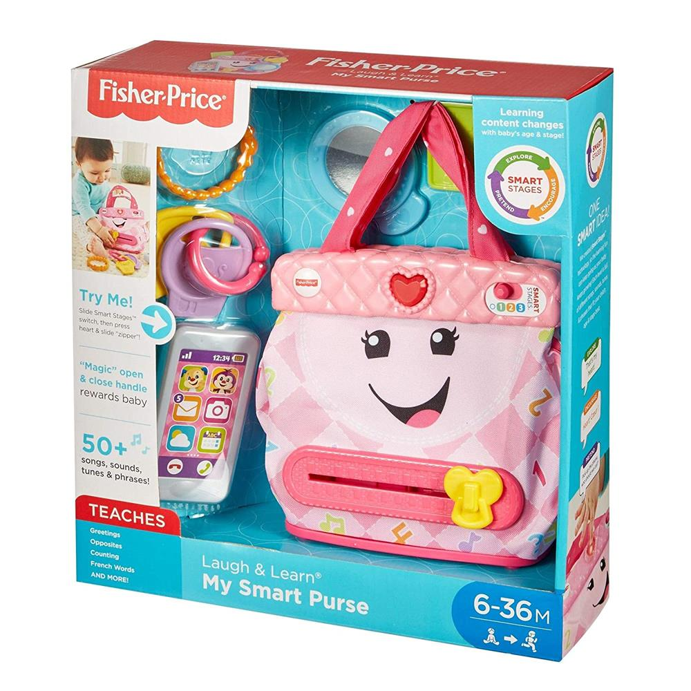 Picture of Fisher-Price Laugh & Learn My Smart Purse