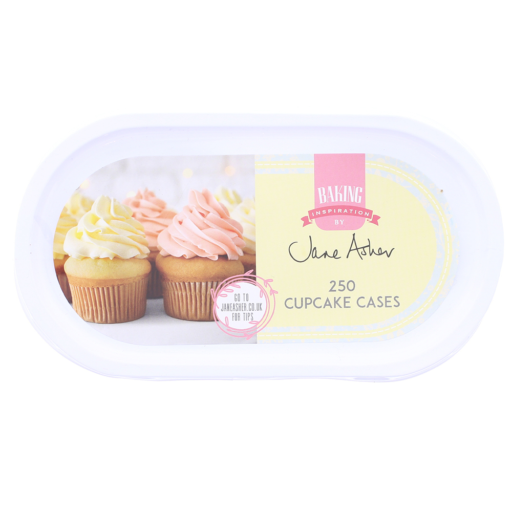 Picture of Jane Asher Cupcake Cases (24 x 250 Cases)