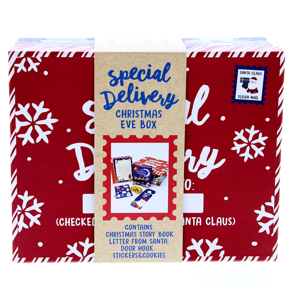 Picture of Special Delivery Christmas Eve Box