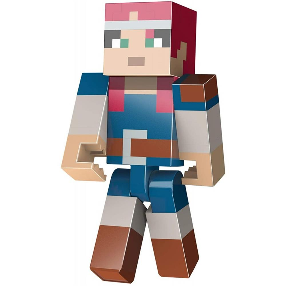 Buy Minecraft Large Figure at Home Bargains