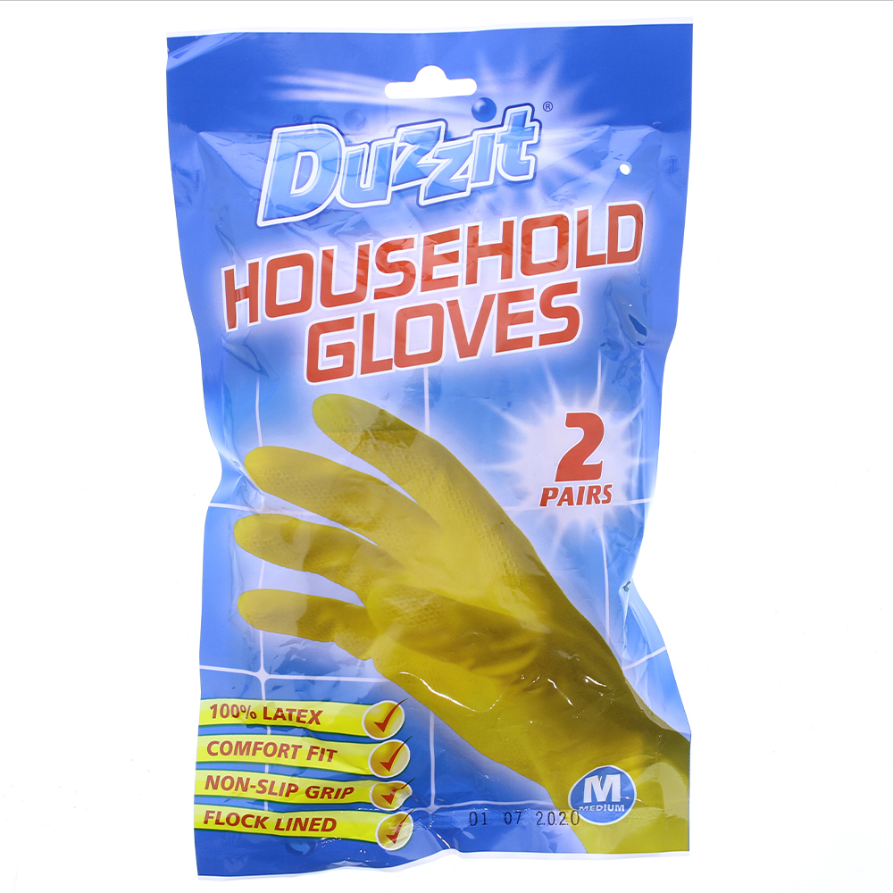 Picture of Duzzit Household Gloves