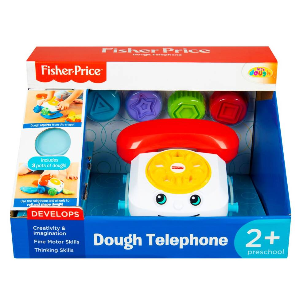 Picture of Fisher-Price Dough Telephone