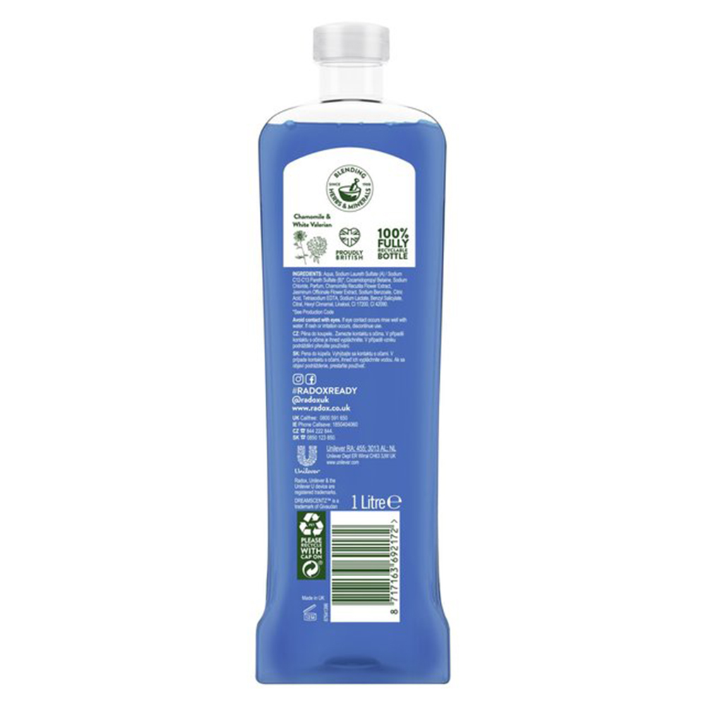 Picture of Radox Soothe Your Body Bath Soak (1L)