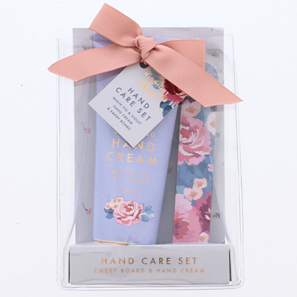 Picture of Midnight Bloom Hand Care Set