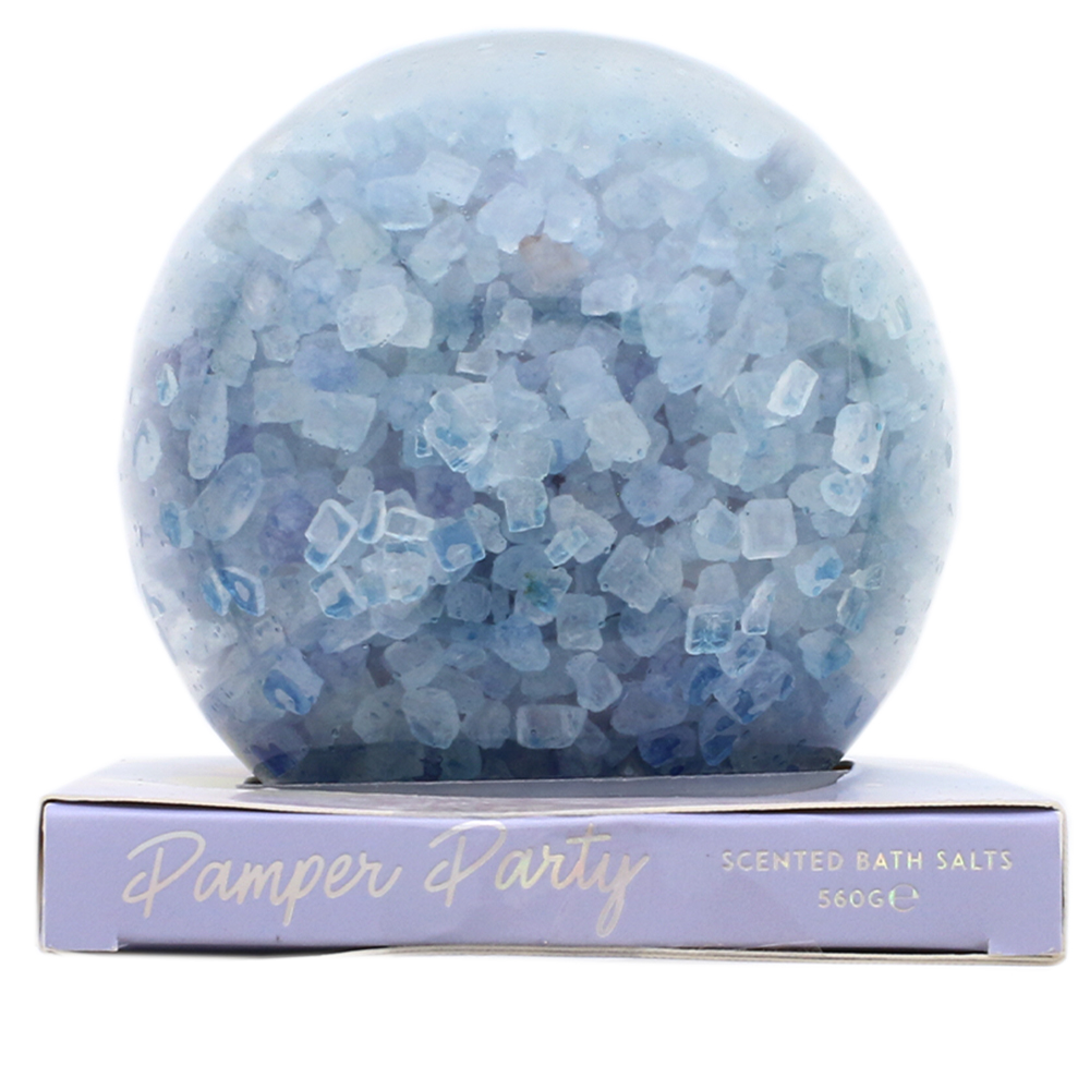 Picture of Pamper Party Scented Bath Salts (3 x 560g)