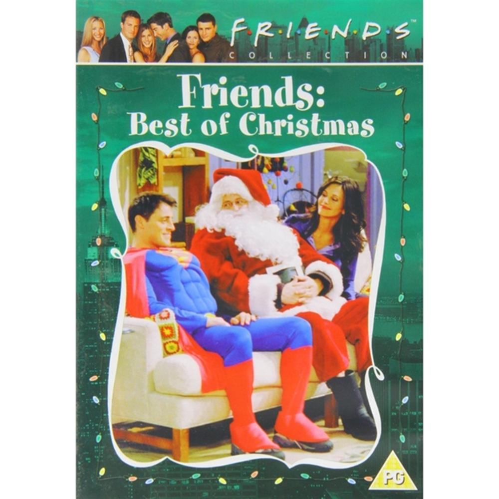 Picture of Friends: The Best of Christmas DVD