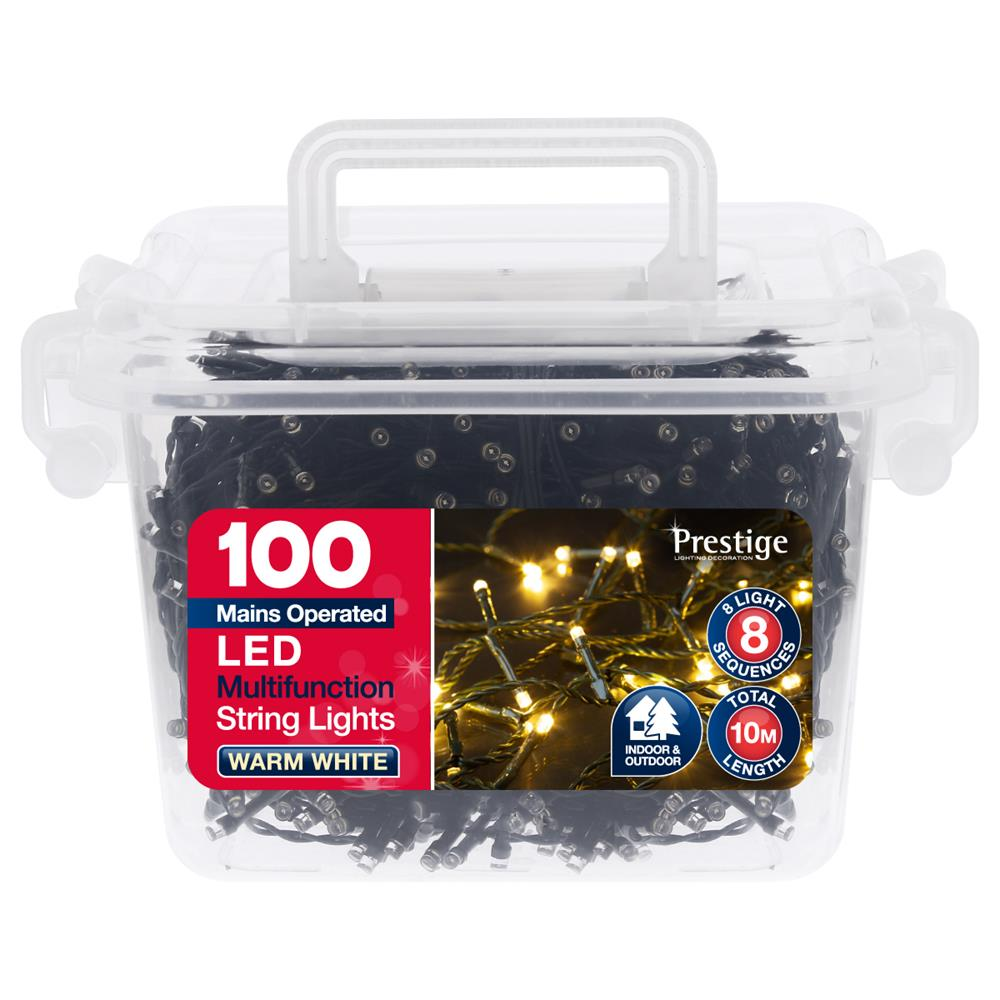 Picture of Prestige Lighting: 100 LED Multi Function Lights