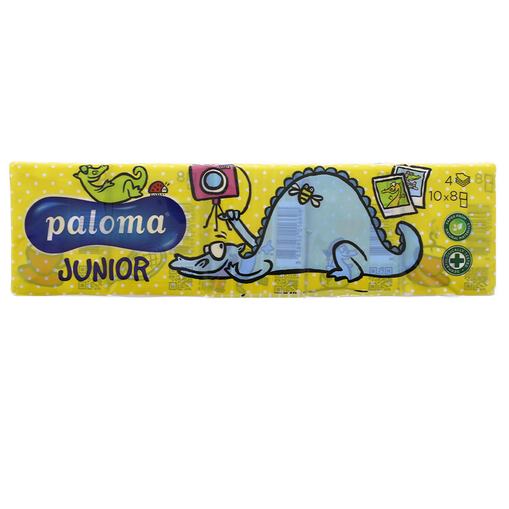 Picture of Paloma Junior 10 Pack (Case of 30)