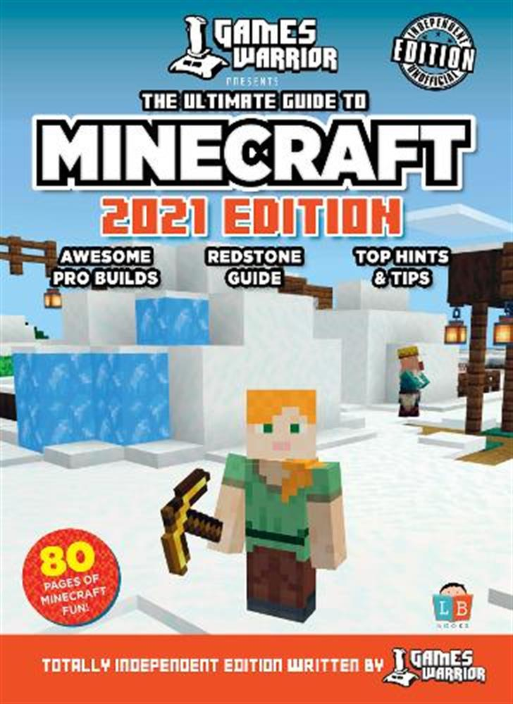 Picture of Minecraft Annual 2021