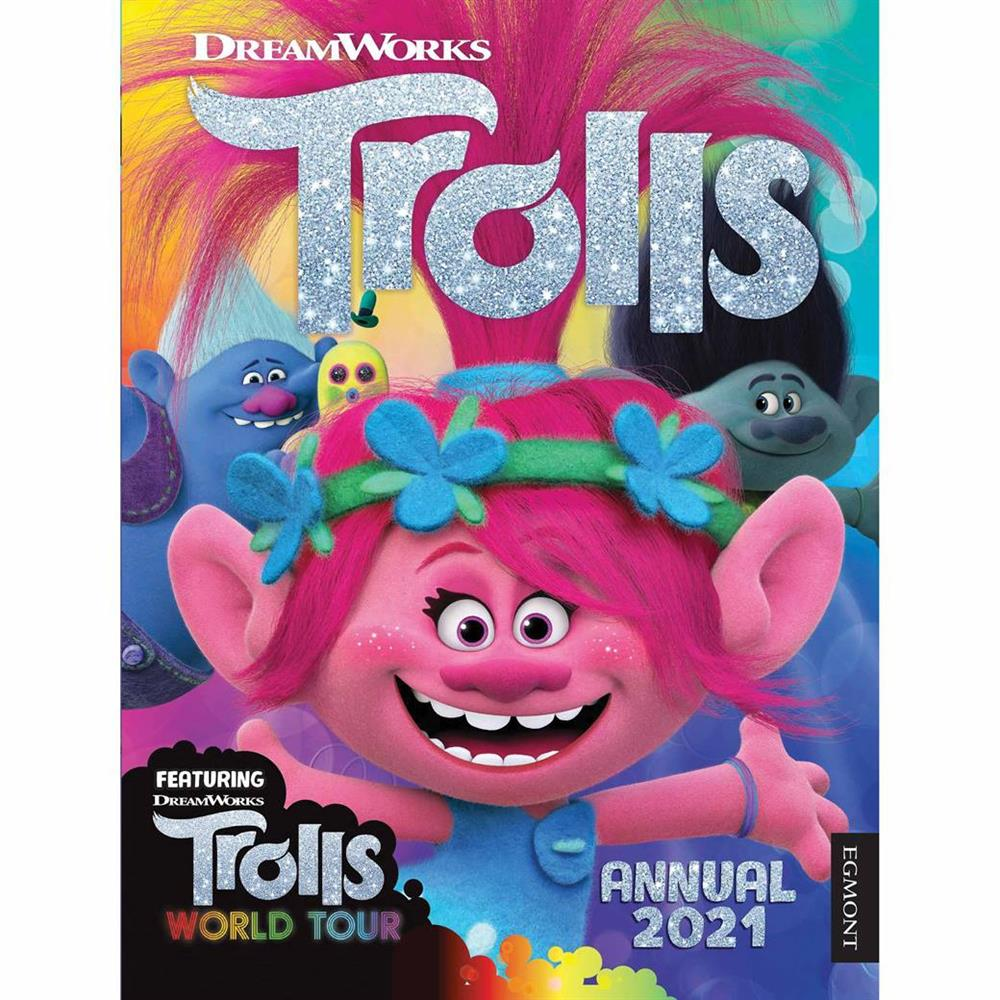Picture of Trolls Annual 2021