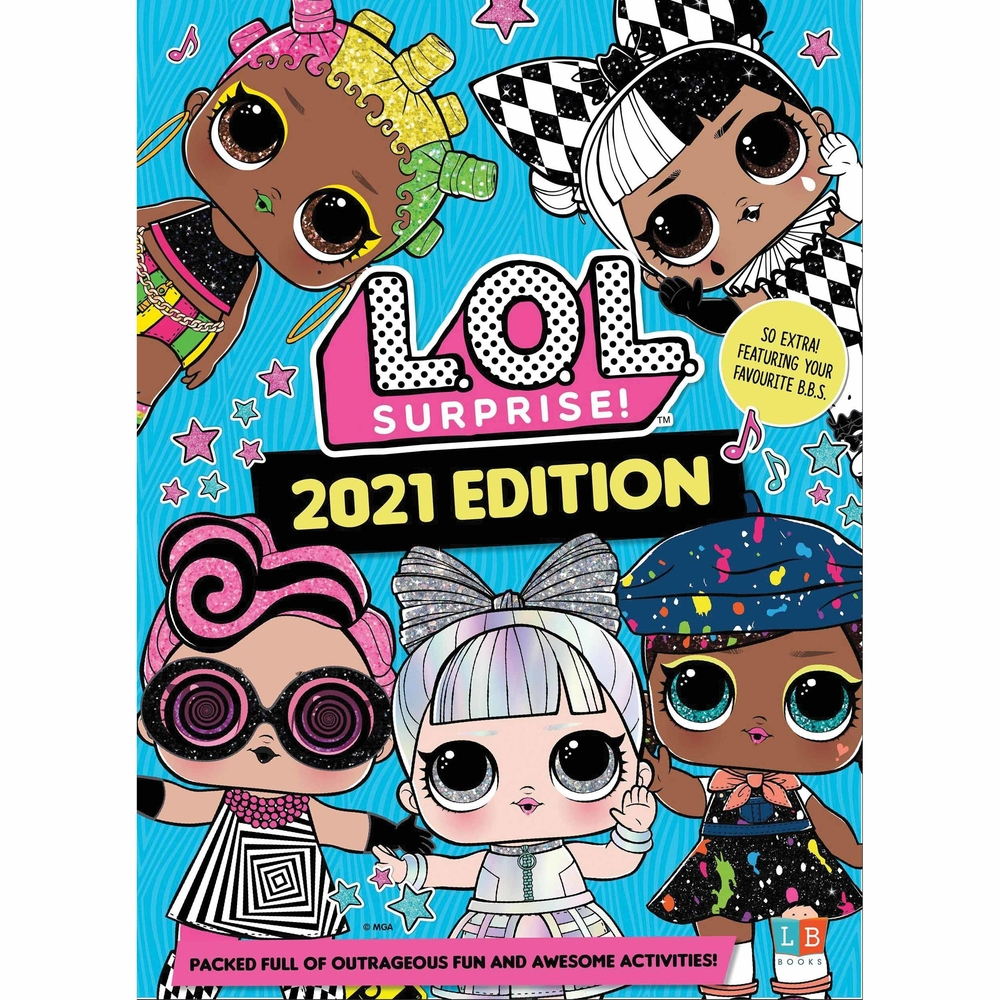 Picture of LOL Surprise Annual 2021