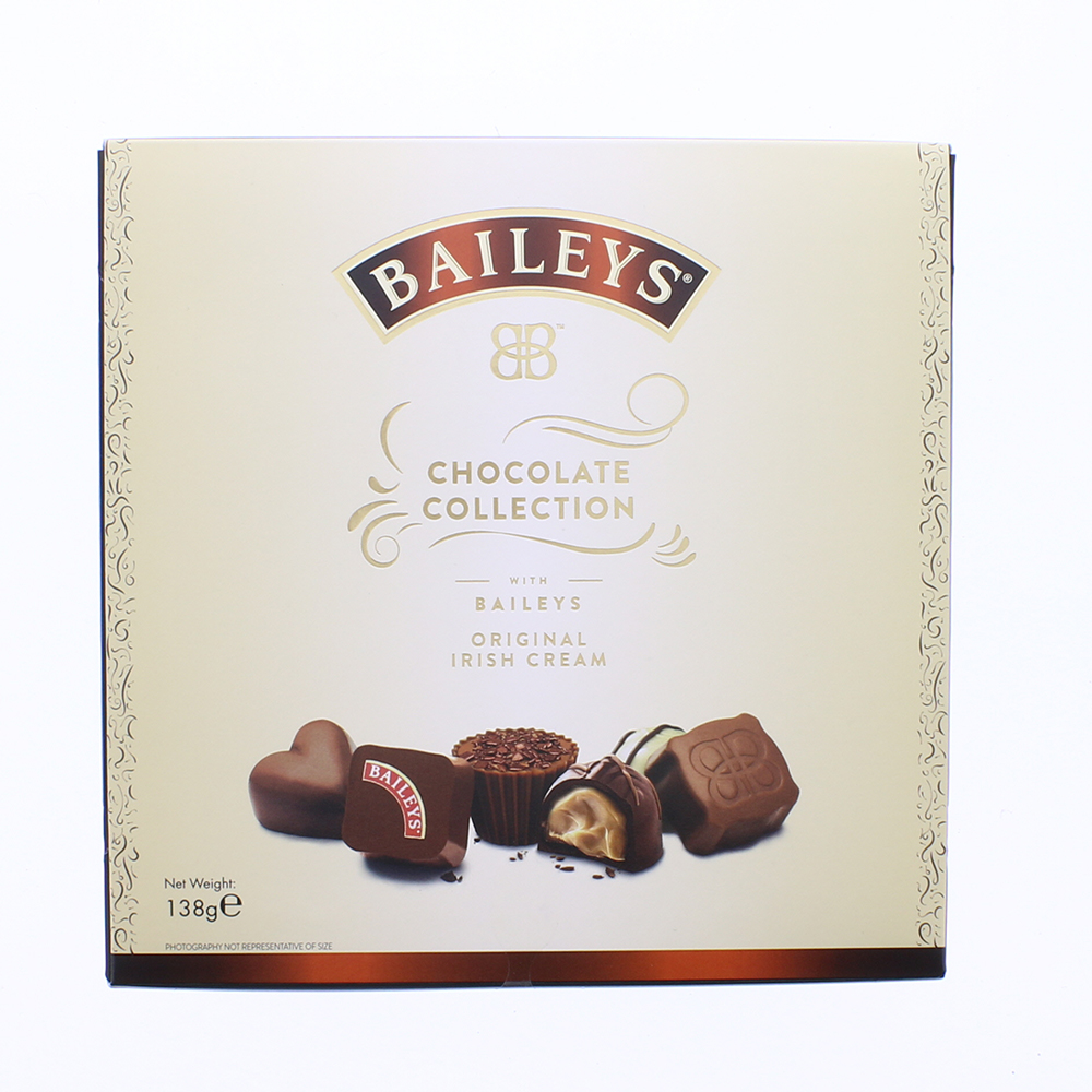 Picture of Baileys Chocolate Collection 138g <1.5%vol