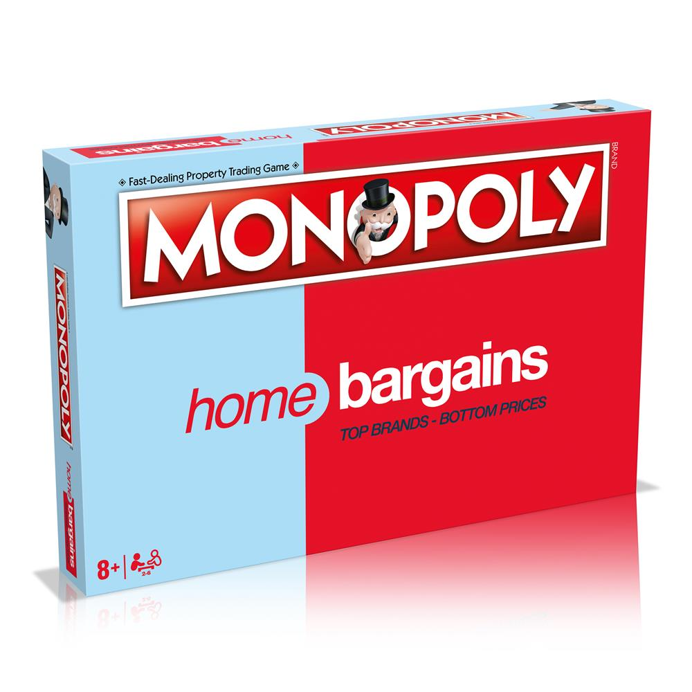 Picture of Monopoly Home Bargains Edition