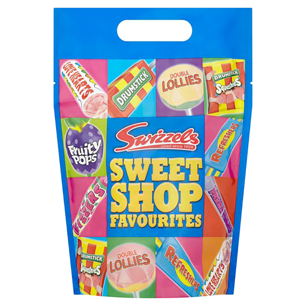 Picture of Swizzels Sweetshop Favourites Pouch 500g