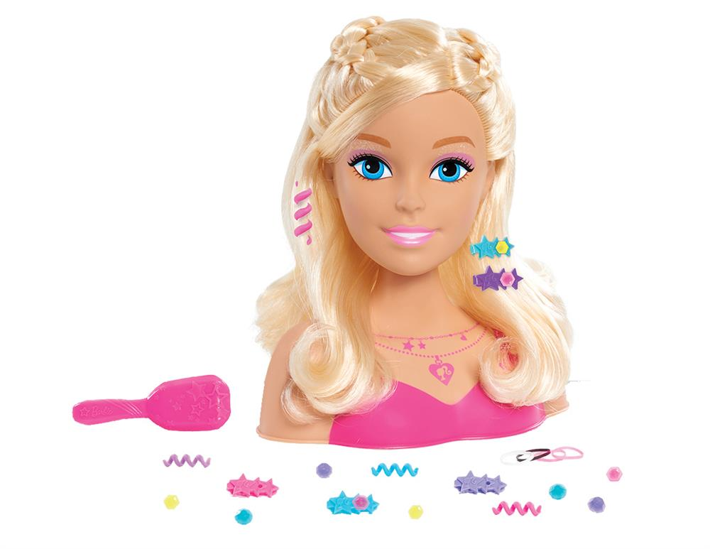 Picture of Barbie Styling Head