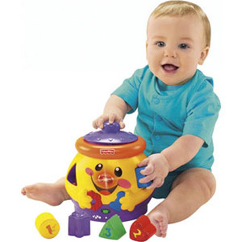 Picture of Fisher-Price Laugh and Learn Cookie Shape Surprise