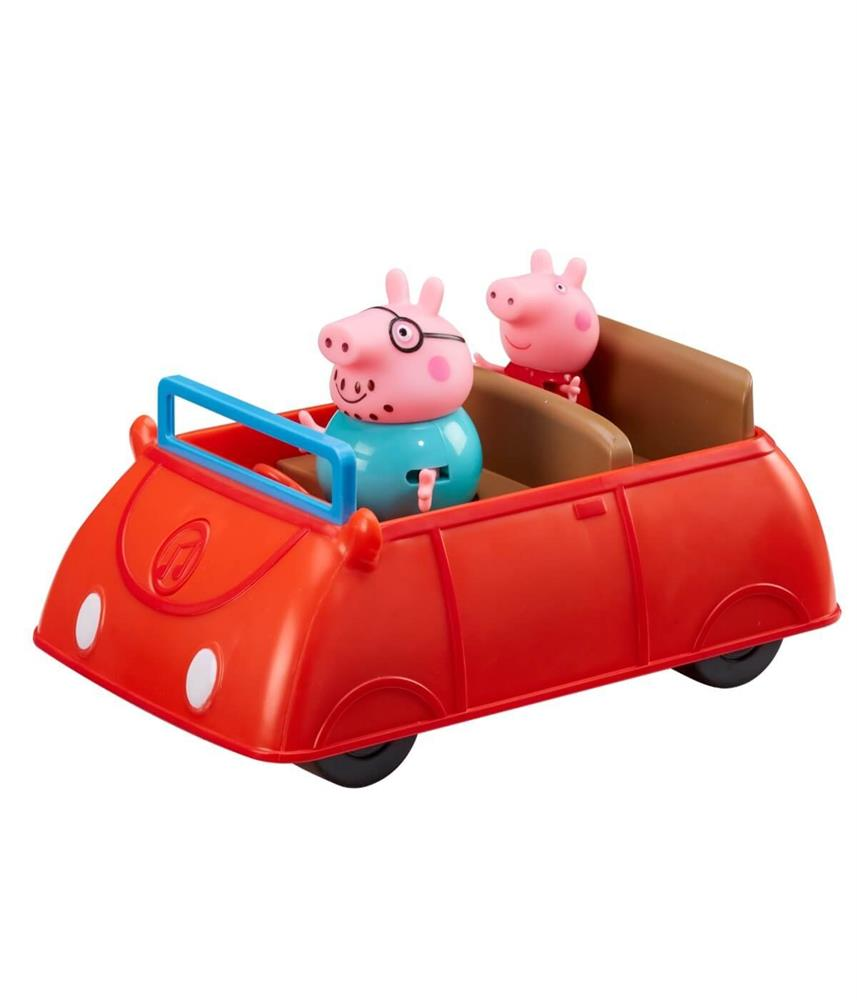 Picture of Peppa Pig's Family Car