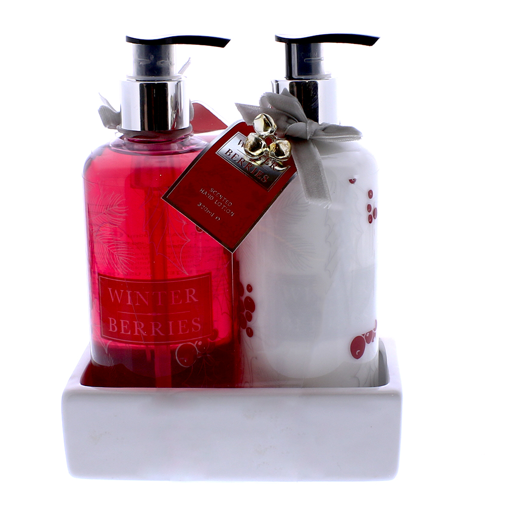 Picture of Winter Berries Hand Care Duo (2 x 300ml)
