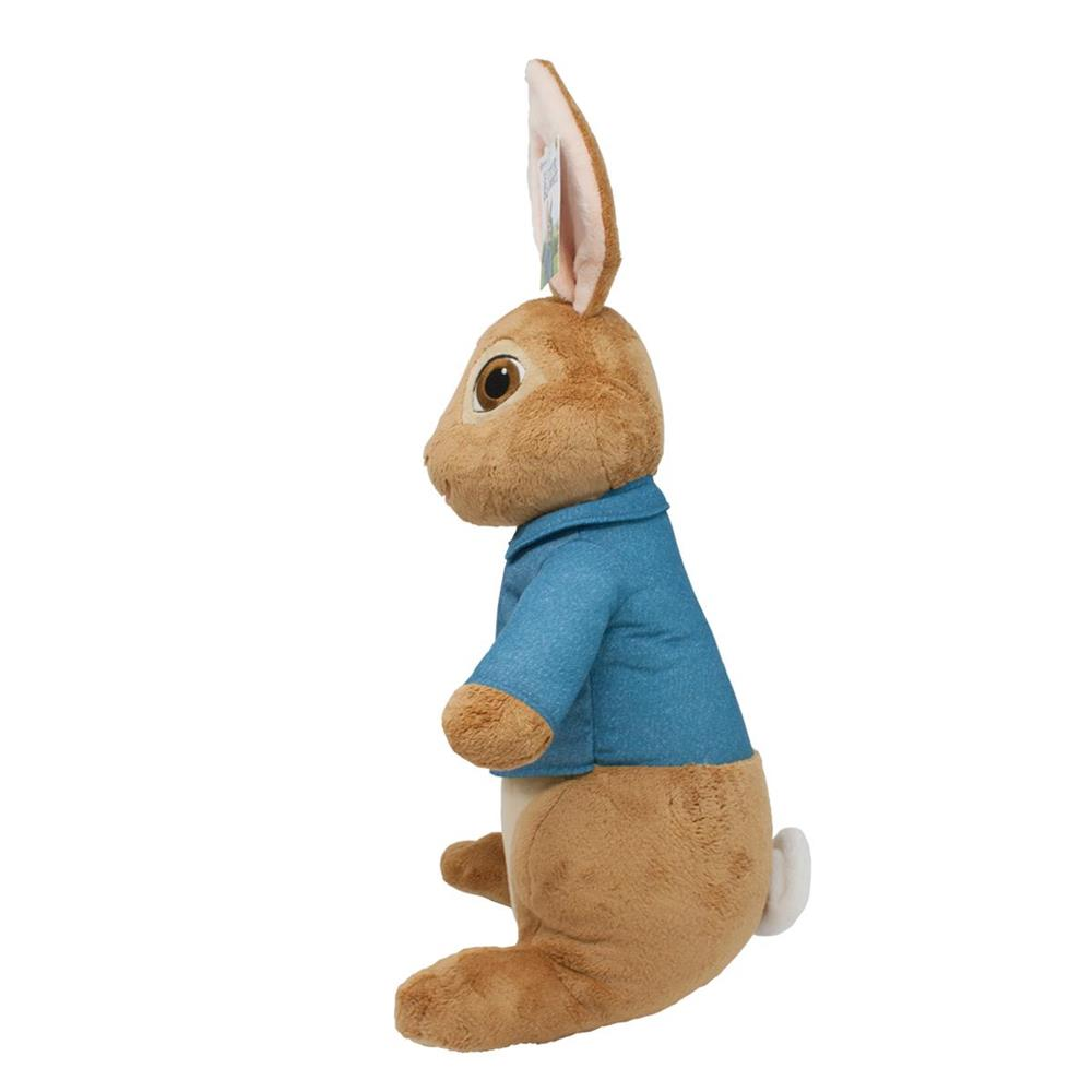 Picture of Giant Peter Rabbit Movie Cuddly Toy