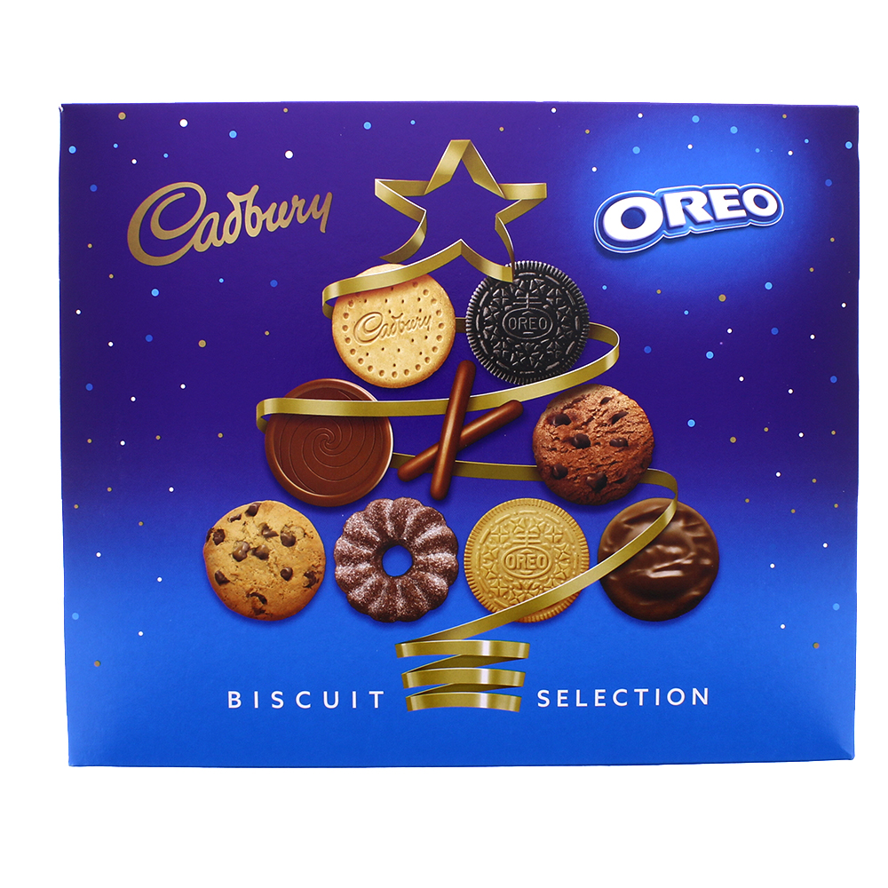Picture of Cadbury Oreo Biscuit Selection 500g