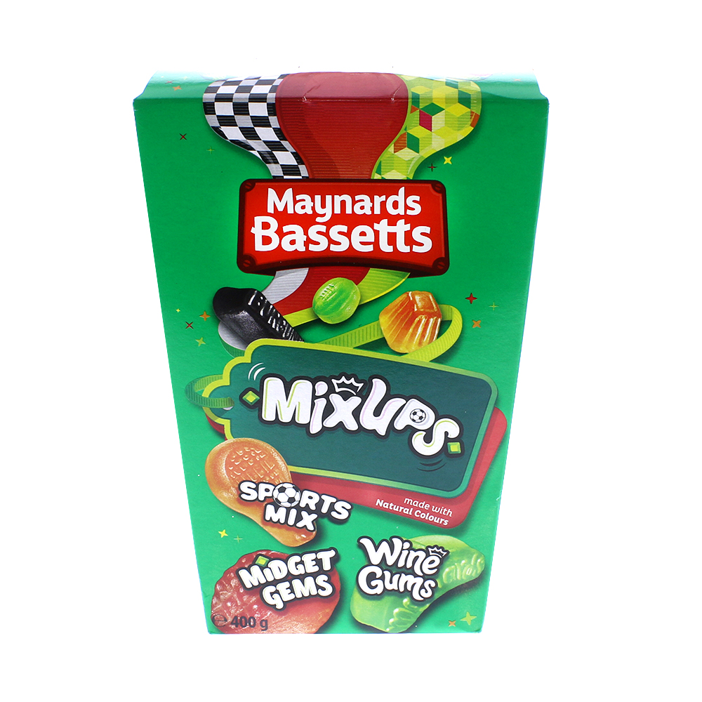 Picture of Maynards Mix Ups 400g (Case of 6)