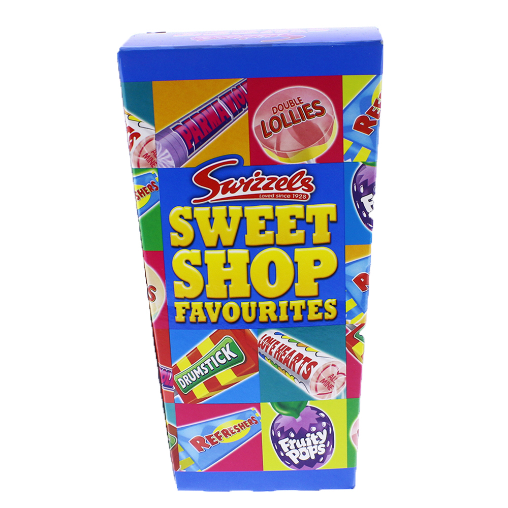 Picture of Swizzels Sweet Shop Favourites 324g Swizzels Sweet Shop Favourites 324g (Case of 6)