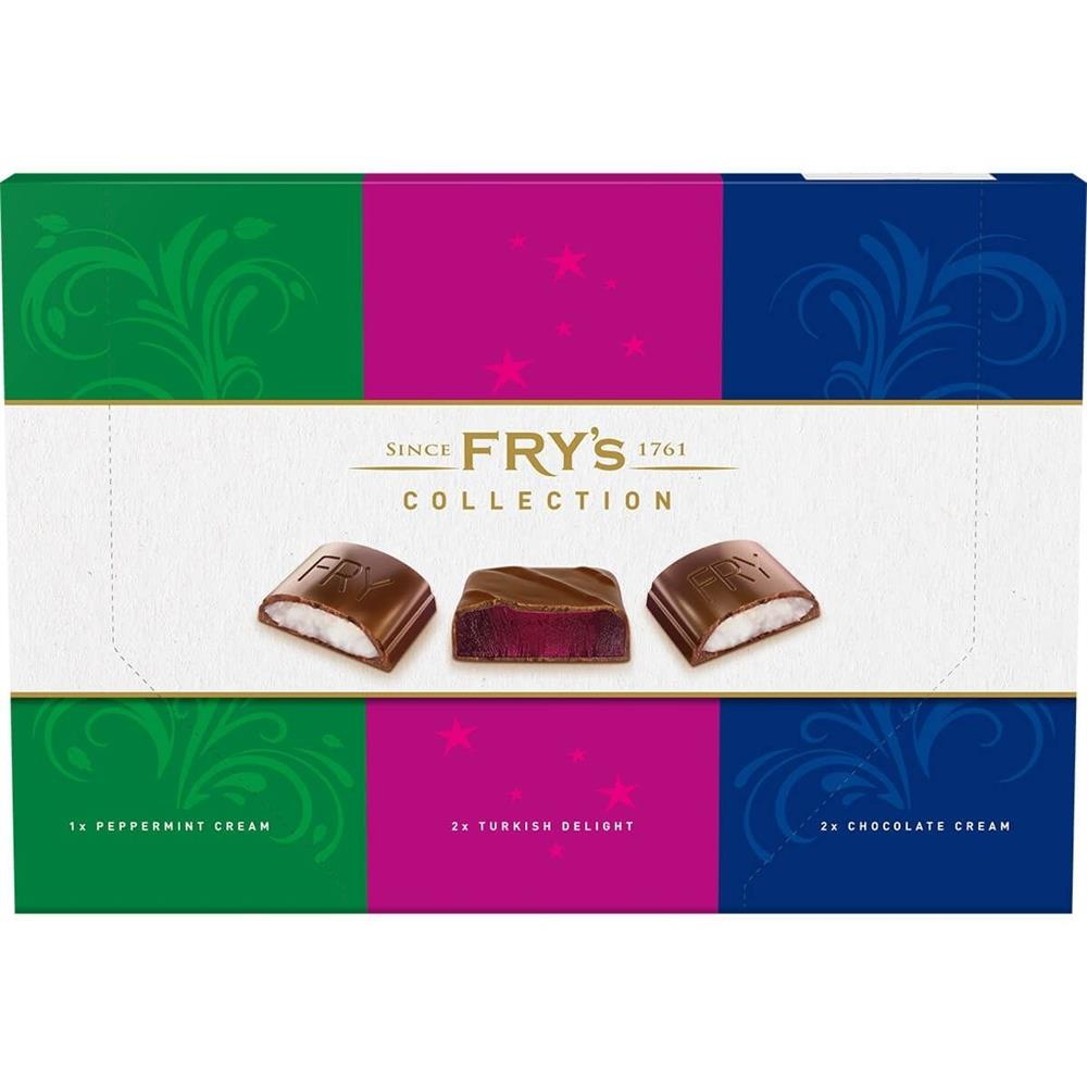 Picture of Fry's Selection Box 249g