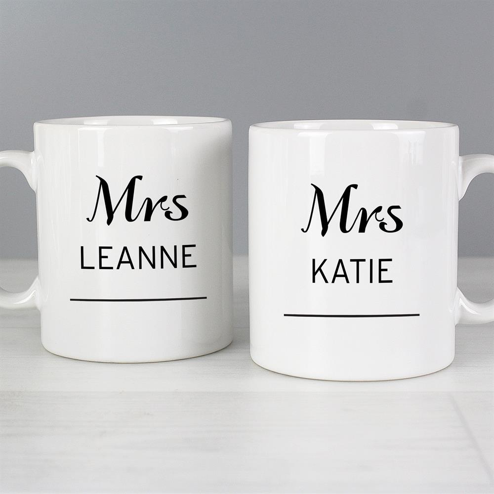 Picture of Personalised Classic Mug Set