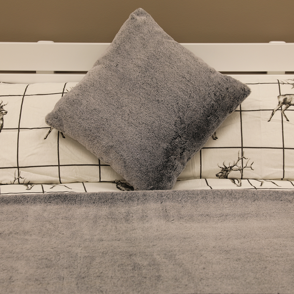 Picture of Jeff Banks Cushion - Grey