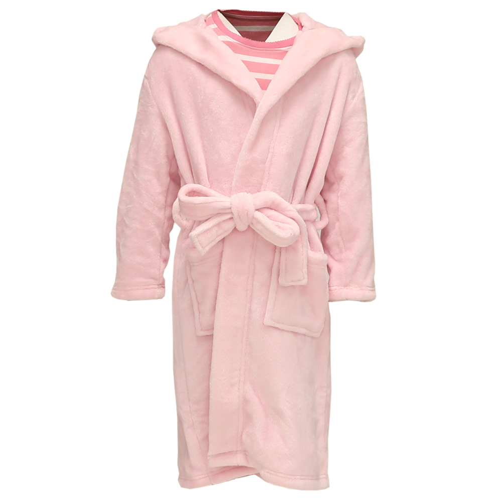 Picture of PJ Collections Childrens Robe - Pink