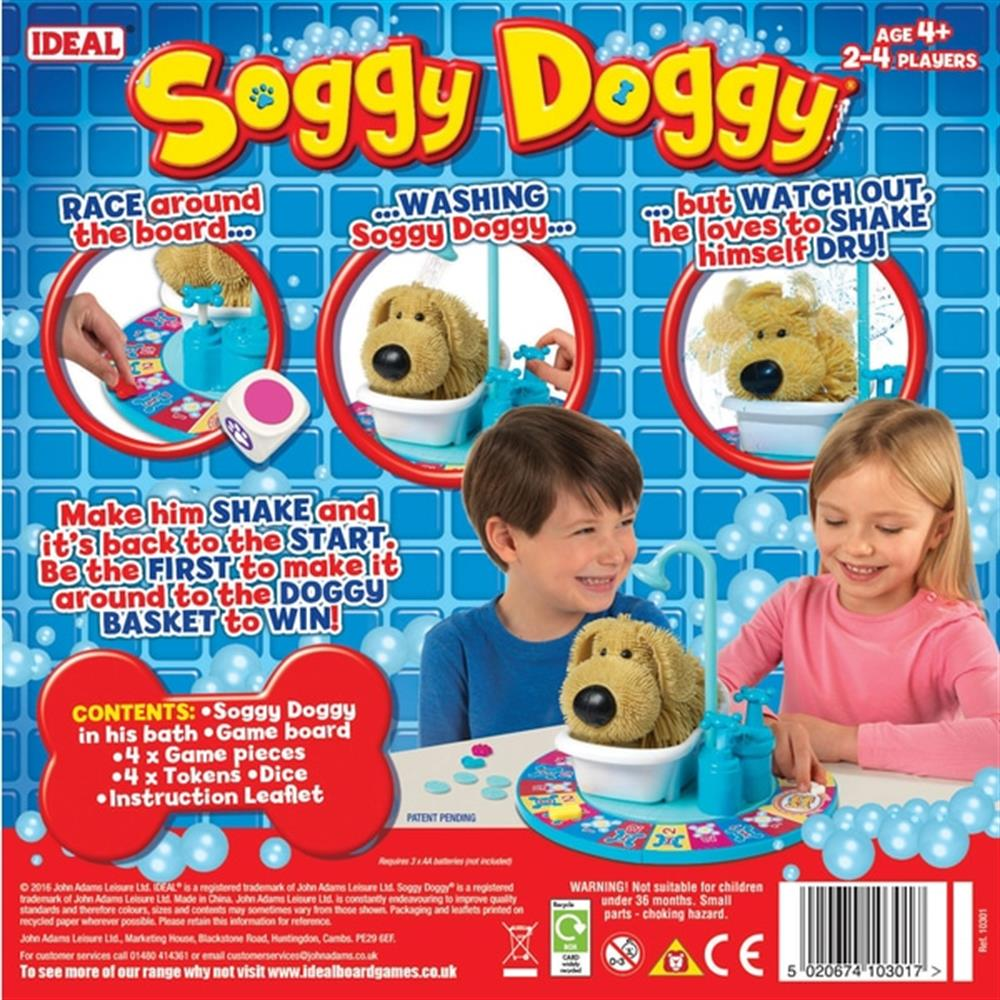Picture of Soggy Doggy Game